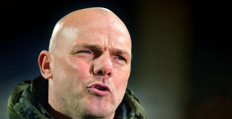 'Ajax de beste ploeg van Nederland, maar er komen altijd mogelijkheden'