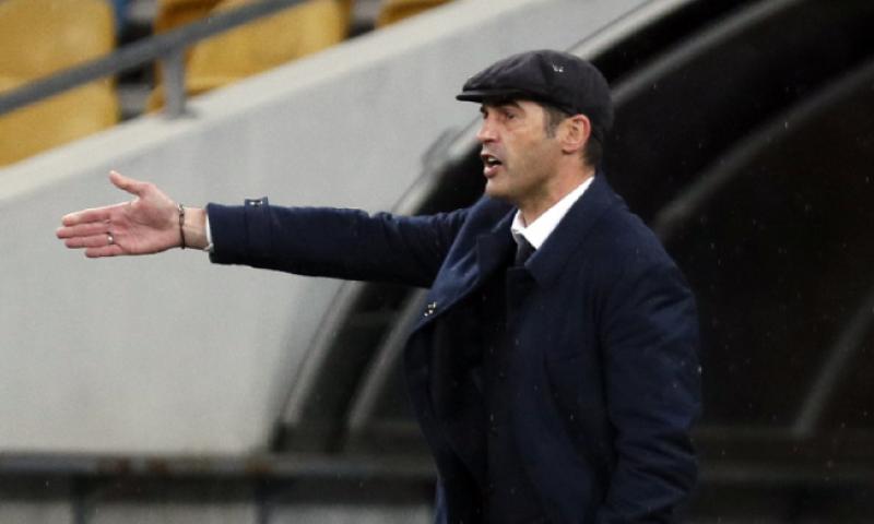 Afbeelding: Fonseca onder druk bij AS Roma: 'Er wacht ons grote uitdaging, Ajax is ijzersterk'