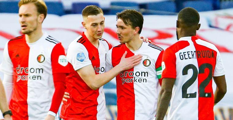 ESPN-team heeft genoeg gezien: 'Makkelijk, maar ik vind dit geen Feyenoord-spits'