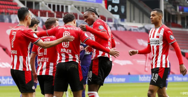 Boscagli de grote man bij winnend PSV, goal Ihattaren hoogtepunt tegen Heracles