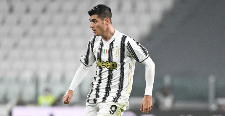 Morata op weg naar Juventus-exit