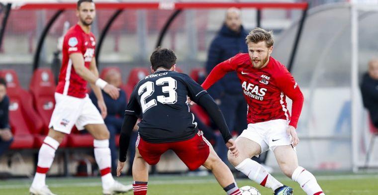 Janssen verrast door uitblijven Ajax-interesse: 'Zou daar écht fantastisch passen'