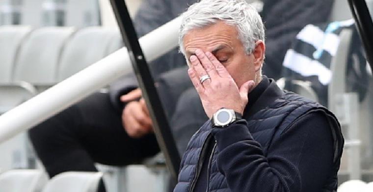 'Tottenham Hotspur-spelers hebben het gehad met gedrag Mourinho'