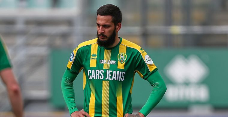 'Ik speel volgend jaar liever tegen Feyenoord en PSV dan tegenHelmond Sport'