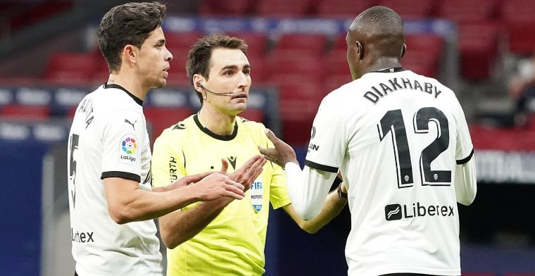 Update: La Liga trekt conclusie na lipleesanalyse: geen bewezen racisme Cala