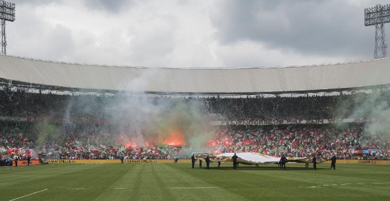 'Goed nieuws voor fans: vanaf 25 april weer publiek bij Eredivisie-wedstrijden'
