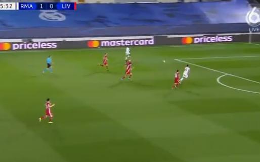 Alexander-Arnold symboliseert diepe Liverpool-crisis met 'assist' voor Real Madrid