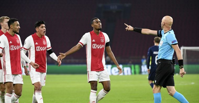 Oude bekende fluit Europa League-clash van Ajax met AS Roma