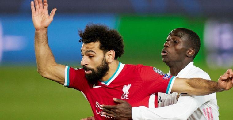 Liverpool zakt diep door ondergrens tegen Real Madrid: Vinícius grote man