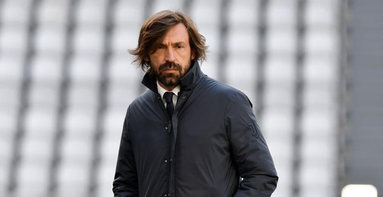 'Mogelijk snel nieuwe coach voor Juventus: ontslag Pirlo bij verlies tegen Napoli'