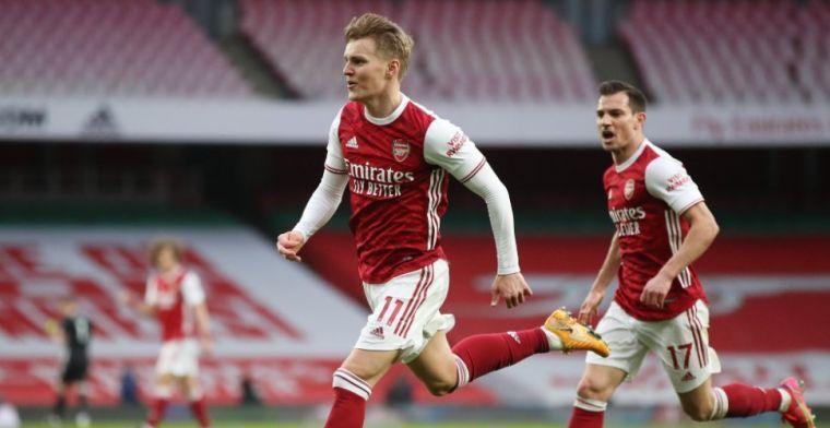 Extra jaar Premier League lonkt voor Odegaard: ook Liverpool in de markt