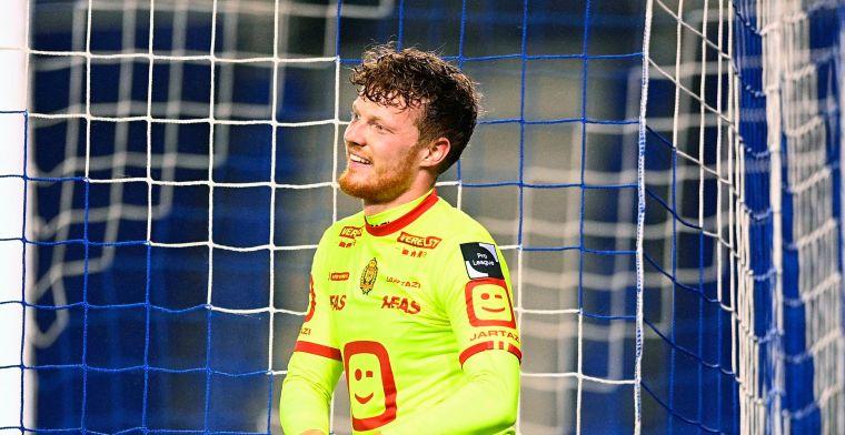 'KV Mechelen zit deze week om de tafel met huurling Druijf over dure koopoptie'