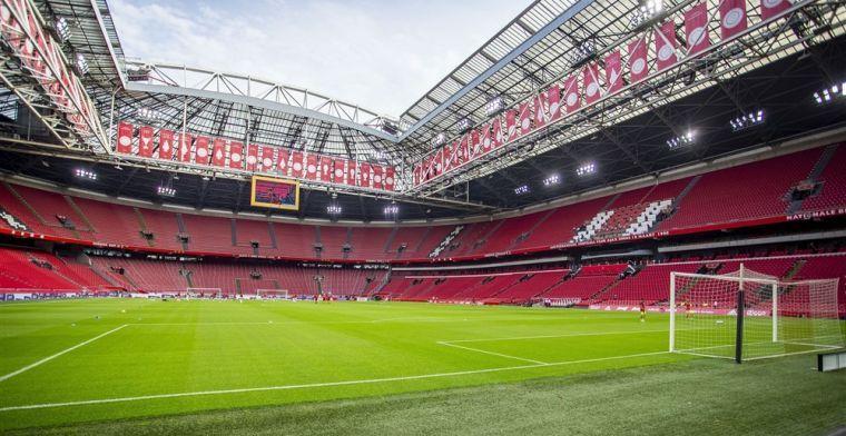 Speelronde dertig van Eredivisie met publiek: topper tussen Ajax en AZ met fans