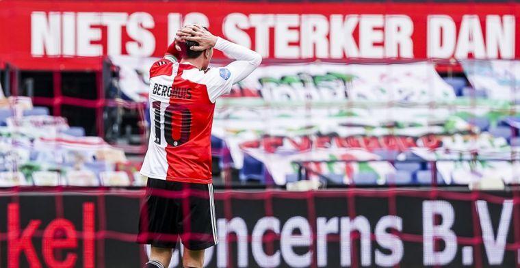 Transferadvies Feyenoord: 'Bedragen Berghuis buitenproportie, fans zijn niet gek'
