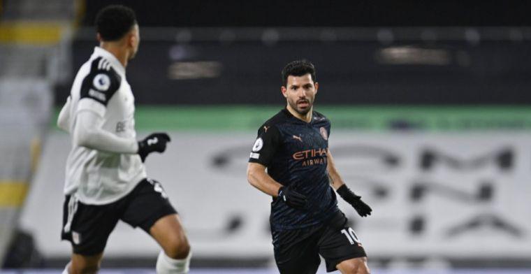 'Premier League-podium lonkt: binnenlandse transfer optie voor eerzuchtige Agüero'