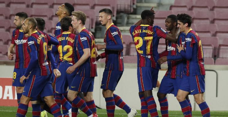 Koeman en FC Barcelona ontsnappen: 'Voetbal en gerechtigheid gaan niet samen'