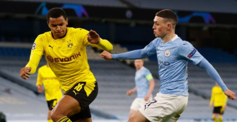 De Bruyne leidt de weg voor City tegen Dortmund, Meunier valt pas in in het slot