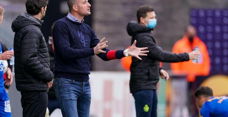 Hayen: Moeskroen moet nog tegen Antwerp en Club, dus moeten we er in geloven