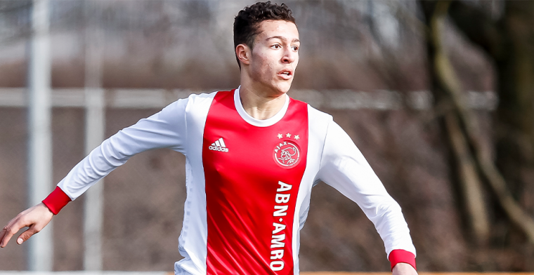 Ajax-talent maakt overstap naar PEC Zwolle: contract voor twee seizoenen