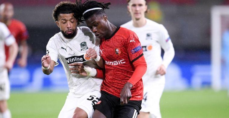 'Champions League-tegenstander praat met Krasnodar over transfer Vilhena'