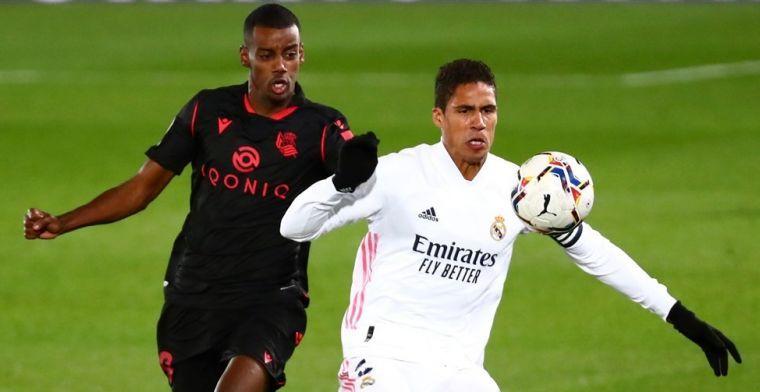 Klap voor Real: ook Ramos én Varane missen duel met Liverpool