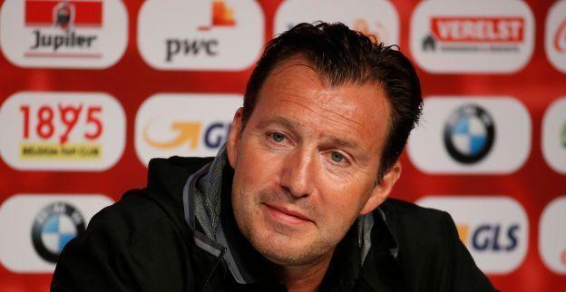 'Door afwijzing Preud'homme komt Wilmots in beeld voor bondscoachschap'