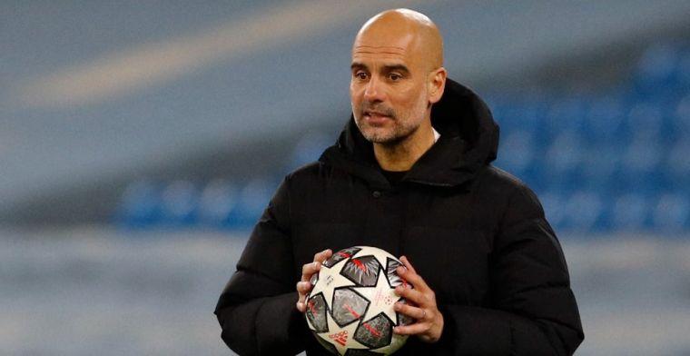 Guardiola: 'Mijn spelers vertelden het me, misschien is hij een fan van Haaland'
