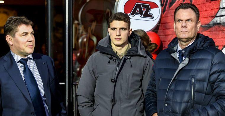AD: Slot heeft oude bekende Til op het oog voor Feyenoord