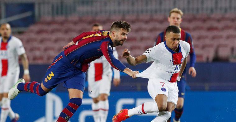 L'Équipe onthult 'blijk van respect' Koeman: foto Mbappé in Barça-kleedkamer
