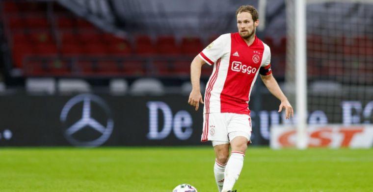 Irritatie over 'probleem' van Blind bij Ajax: 'In aanvallende ploeg goud waard'