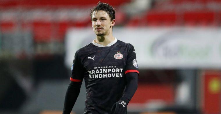 Boscagli: 'Ik ben dankbaar voor die vergelijking, ook al speelt hij bij Ajax'