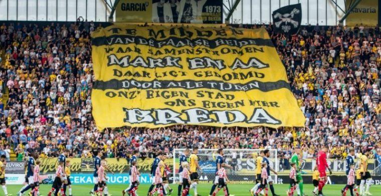 NAC heeft politiek nieuws: 'speciale wet voor bezoek aan voetbalstadions op komst'