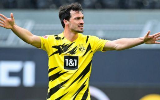 Afbeelding: BILD: Dortmund 'vergat' Hummels na duel met Köln, verdediger alleen terug