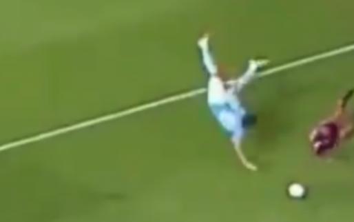 Philadelphia Union-speler krijgt vliegles na snoeiharde zaag van tegenstander