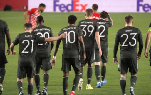 Afbeelding: Man United bijna halve finalist, Arsenal incasseert domper in blessuretijd