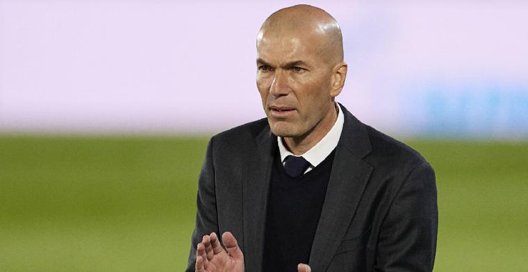 'Zidane is uitgeput en overweegt te stoppen als trainer van Real Madrid'