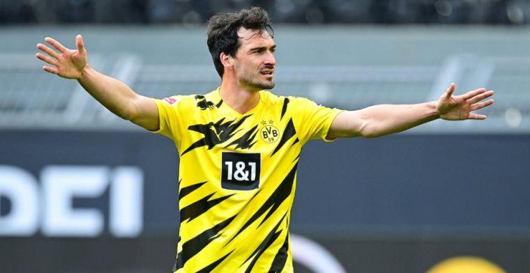 BILD: Dortmund 'vergat' Hummels na duel met Köln, verdediger alleen terug