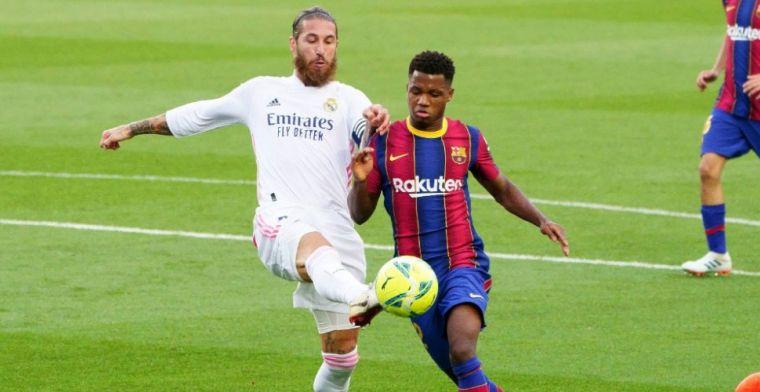 Ramos duidelijk over Messi-periode bij Barça: 'Als ze hem niet hadden gehad...'