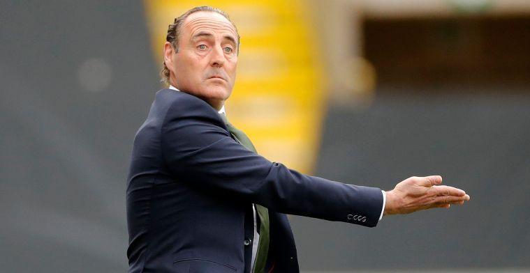 'Cercle mengt zich in strijd om talentvolle Albanese verdediger'