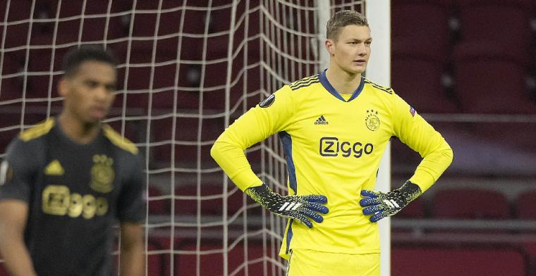 Scherpen reageert na Ajax-blunder: Tja, wat moet je erover zeggen?