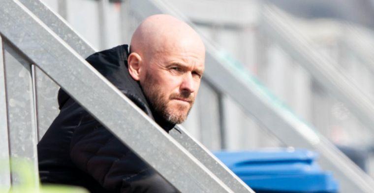 De Mos: 'Beetje schandalig dat hij niet bij grote Ajax-trainers wordt genoemd'