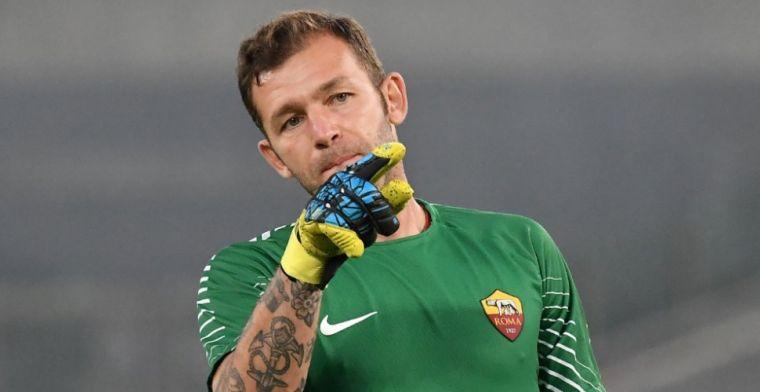 Zes jaar onder de lat bij Ajax, negen bij Roma: 'Steekie! Zo noemde ik hem altijd'
