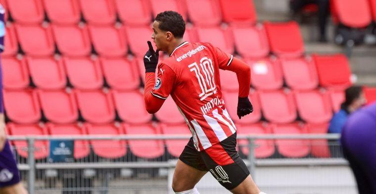 PSV dreigt Ihattaren voor schijntje kwijt te raken: 'Hoor maximaal vijf miljoen'