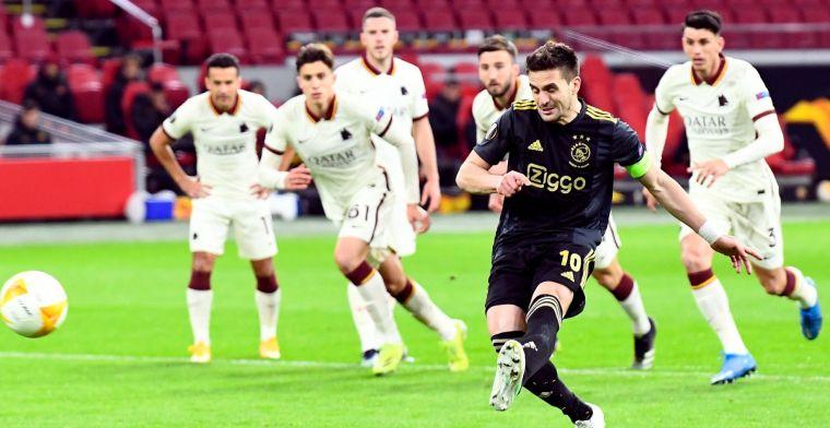 Tadic uit het veld geslagen na 'ongelooflijk' verlies Ajax: We waren veel beter
