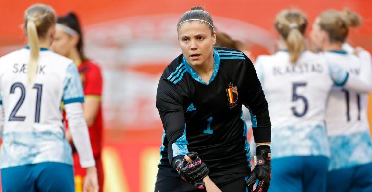 Red Flames verliezen nu ook tegen efficiënt Noorwegen in oefenpot