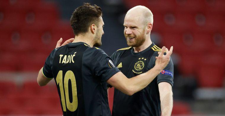 ESPN-team klapt voor Klaassen en Tadic: 'De keeper ligt bijna bij de cornervlag'