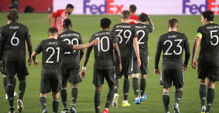 Man United bijna halve finalist, Arsenal incasseert domper in blessuretijd