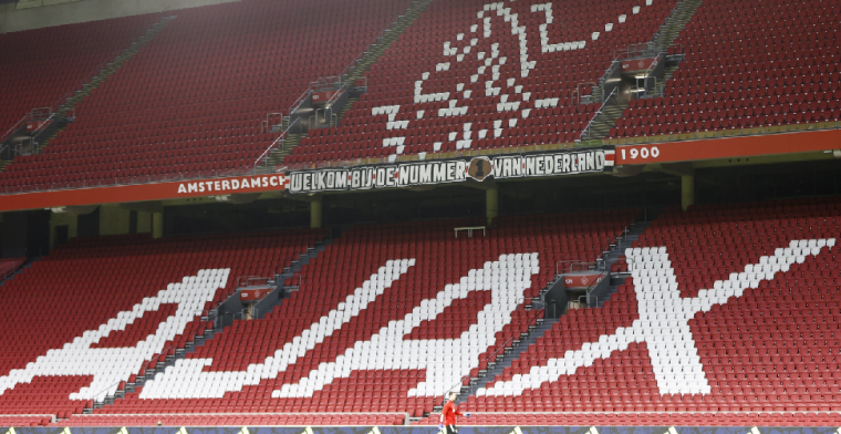 Teleurstellend bericht voor Ajax-supporters: geen 'public viewing' in JC Arena