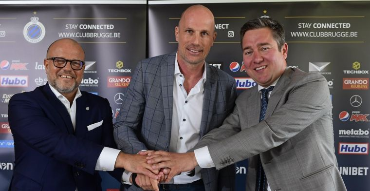 Clement en bestuur Club Brugge niet helemaal akkoord met elkaar: Ben voorstander