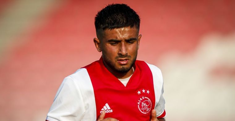 Ajax-talent Ünüvar eerlijk: 'Was niet fit en kon niet leveren wat trainer wilde'